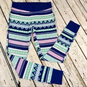 Victoria's Secret Thermal PJ Pants Medium Sleep